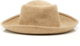 CLYDE Gambler Wool-Felt Hat