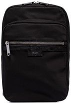 BOSS Meridian one-shoulder backpack