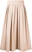 TOMORROWLAND full midi skirt
