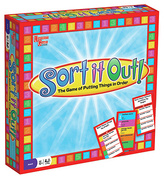 University Games Sort It Out Board Game