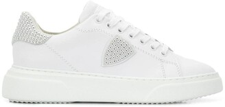 Philippe Model Paris studded detailed sneakers