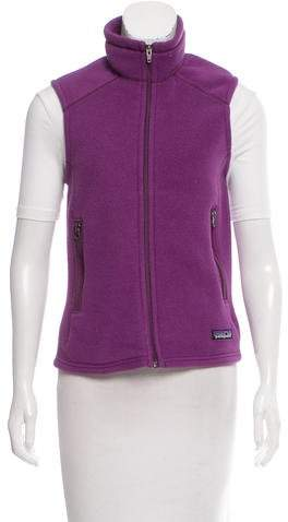Patagonia Sleeveless Fleece Vest