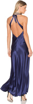 Amanda Uprichard Ariana Maxi Dress