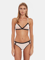 Stella McCartney Ally Indulging Low Rise Velvet Bikini