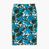J.Crew No.2 pencil skirt in vibrant floral