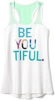 Athleta Girl Mesh Chi Rules Tank