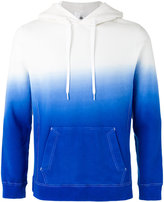 Comme des Garcons ombré pullover hoodie