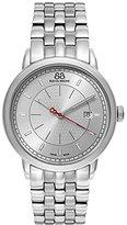 88 Rue du Rhone Men's 87WA120064 Analog Display Swiss Quartz Silver Watch