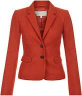 Hobbs Hackness Tailored Jacket, Marmalade