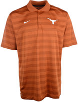 Nike Men's Texas Longhorns Dri-FIT Preseason Polo Shirt