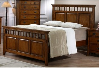 Elgin Loon Peak Standard Bed Loon Peak Size: King