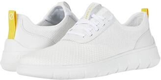 Cole Haan Generation Zerogrand Stitchlite (Optic White Knit) Men's Shoes