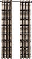 JCPenney QUEEN STREET Queen Street Skyline 2-Pack Curtain Panels