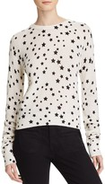 Equipment Kate Moss For Ryder Star Print Cashmere Sweater