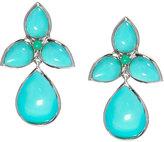 Mariposa Drop Earrings, Blue Turquoise