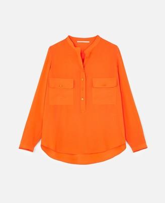 Stella McCartney Estelle Silk Shirt, Women's