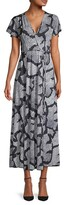 Thumbnail for your product : French Connection Remi Print Midi Dress