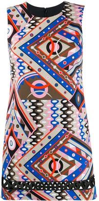 Emilio Pucci Vivara Baby print dress