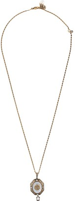 Alexander McQueen Charm Seal necklace