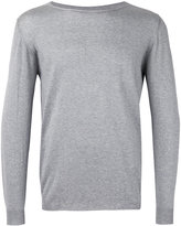 Roberto Collina crewneck sweater - men - Cotton - 46
