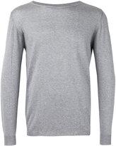 Roberto Collina crewneck sweater - men - Cotton - 48