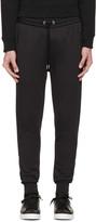 Burberry Black Haleford Lounge Pants