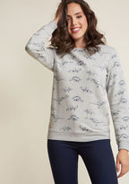 Sugarhill Boutique Dino What You Mean Pullover in 10 (UK)