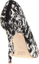 J.Crew Collection Roxie calf hair pumps
