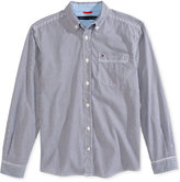 Tommy Hilfiger Boys' Tommy Striped Shirt