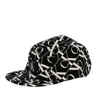 Calvin Klein Baseball Style Hat With All Over Logo
