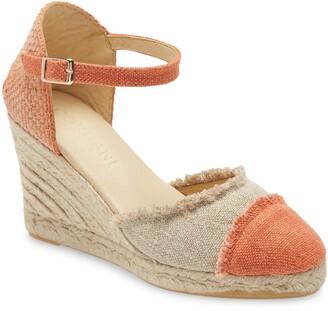 Cordani Erma Platform Wedge Sandal