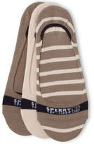 Sperry Men's No-Show Socks 3-Pack