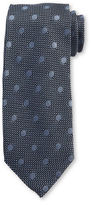Tom Ford Large Dot-Print Silk Tie