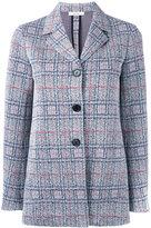 Céline - buttoned tweed jacket -