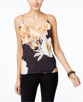 INC International Concepts Floral-Print Shell, Only at Macy's