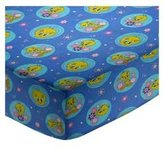 686 SheetWorld Fitted Basket Sheet - Tweety - Made In USA - 13 inches x 27 inches (33 cm x cm)