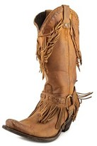 "Old Gringo Yasel 13"" Women Pointed Toe Leather Brown Mid Calf Boot."