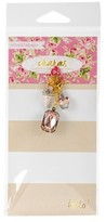 "Webster Charm Embellishment Sweet Treat-Multicolor 6""x3"""