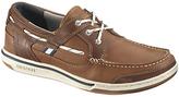 Sebago Triton 3-eyelet Leather Boat Shoes, British Tan/brown