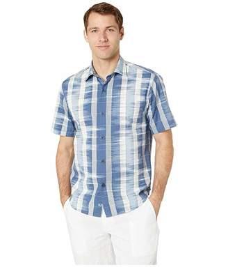 Tommy Bahama Who Got Ikat Shirt