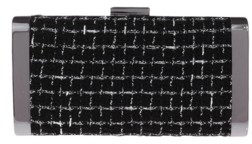 La Regale Tweed Hard Clutch