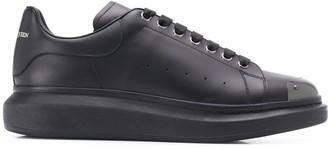 Alexander McQueen Toe Cap Oversized Sneakers