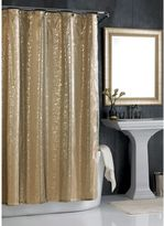 Bed Bath & Beyond Sheer Bliss Shower Curtain in Gold