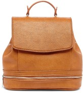 Sole Society Archer flapover backpack