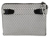 Opening Ceremony Paloma Tech Checkered Clutch w/ Tags