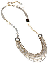 Betsey Johnson Throwback To Vintage Long Statement Necklace