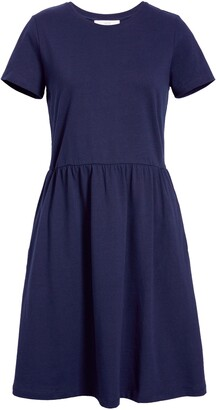 1901 Fit & Flare T-Shirt Dress