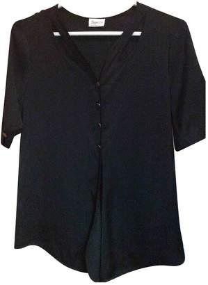 Repetto Black Silk Top for Women