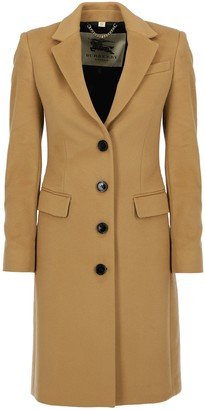 Burberry Single-breasted coats