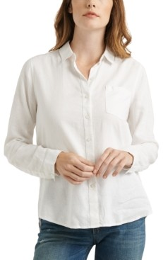 Lucky Brand Classic One-Pocket Shirt